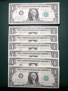 #100 1963 $1.00 FRN STAR- E00149107*-200*