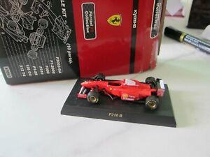 Kyosho - Ferrari Formula Collection - F310 B no.5 - Scale 1/64 - Mini Car - E4