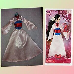 Disney Store Mulan Classic doll ABITO vedi leggi