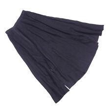 Max Mara Skirts Black Woman Authentic Used I461