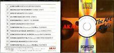 AKAI Japan demonstration/sampler cd album - The Art Of Audio