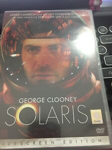 Solaris DVD Remake stands up in its own right. Clooney Soderbergh. Region 3 NTSC
