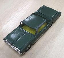 Husky Oldsmobile Starfire Coupe In Metallic Green , Vintage Diecast FREE P+P