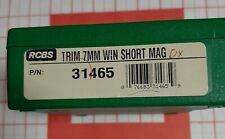 New in Box Rcbs Trim Die 7mm Wsm, Winchester Short Mag, 31465