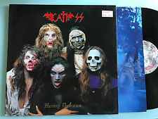LP ITALY 1991  Death SS – Heavy Demons  Paul Chain