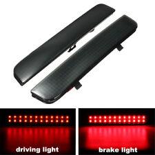 2x For Range Rover L322 Freelander 2 Rear Bumper Reflector LED Brake Stop Light