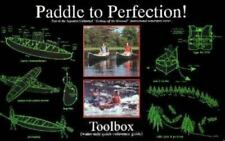 Paddle to Perfection Toolbox (Getting Off the Ground) Laminated Copy- Watersafe