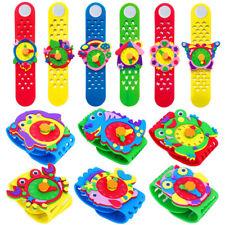 Creative DIY 3D EVA Craft Sticker Handmade Watch Kids Kindergarten Games Toy MQ