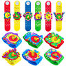Creative DIY 3D EVA Craft Sticker Handmade Watch Kids Kindergarten Games T JH