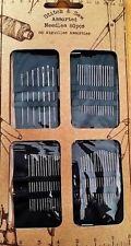 60 Stich & Nähen Verschiedene Nadeln Sewing Threading Set Basteln DIY