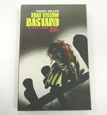 Frank Miller Sin City The Yellow Bastard Hc Book Dc Comics