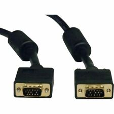 Tripp Lite 25ft SVGA / VGA Coax Monitor Cable with RGB High Resolution HD15 M/M