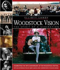 Woodstock Vision The Spirit of a Generation Celebrating the 40th Anniv 000332855
