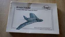 Maquette CMK Planet Models 174 RESINE Heinkel P-10789B Jet Project 1:72