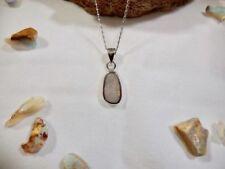 Black Opals Natural Stone Fine Necklaces & Pendants