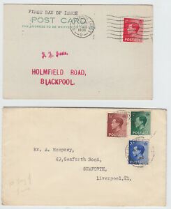 GREAT BRITAIN -  EDWARD VIII 1936 King Edward VIII 1 Sept typed - 25875