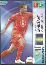 PANINI FIFA WORLD CUP-GOAAL 2006- #091-HOLLAND-DENNY LANDZAAT