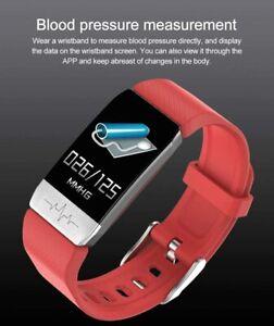 Smart watch Fitness Tracker + Snapback Hat Fly Embroidery Adjustable + Waterproo