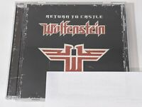 Return to Castle Wolfenstein PC 2001 Id Software Activision Gray Matter Rated M