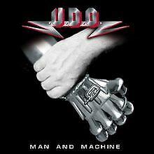 Man and Machine von U.d.O. | CD | Zustand gut
