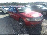 Wheel 17x7-1/2 8 Spoke Chrome Fits 07-09 MKZ 558419