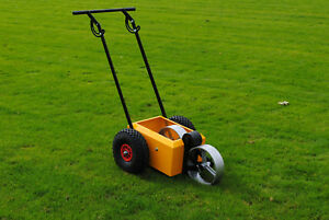 """The Dimple 4"""" Transfer Wheel Line Marker - The Marker Used at Wembley Stadium -"""