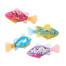 4tlg/Pack Robo Fish - Roboter Fisch Zubehör Playset