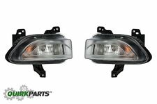 MOPAR GENUINE FRONT LEFT & RIGHT PARK TURN SIGNAL LAMP LIGHT 15-16 JEEP RENEGADE