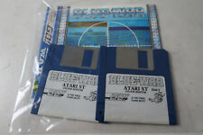 Blue-War A Game for the Atari ST Computer tested & working