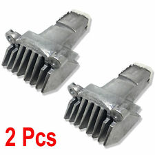 2x F10 F11 LCI daytime driving DRL LED module For 14-16 BMW 5 Series 63117343876