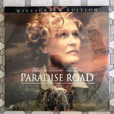 Paradise Road - LaserDisc - New Old Stock - Sealed