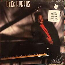 CECE ROGERS • Cece Rogers • VINILE LP • 1989 ATLANTIC