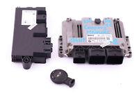 BMW Mini Cooper S 2 R55 R56 R57 N14 1.6 ECU Kit DME CAS 3 Key 7610011 Manual