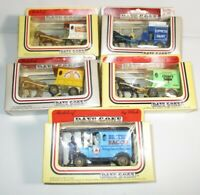 1983 LLEDO Days Gone Die-Cast Metal Replica - LOT OF 5 - Made in England