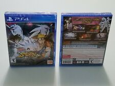 Naruto Shippuden Ultimate Ninja Storm 4 Road to Boruto - PlayStation 4 BRAND NEW