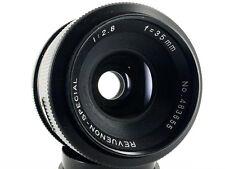 Revuenon-Special gran angular objetivamente/lens 35/2.8 m42 Canon EF EOS