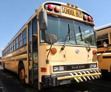 2007 Blue Bird 84-Passenger School Bus, CAT C7 7.2L Diesel Engine 210,132 Miles