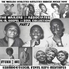 THE WAILERS & ASSOCIATES -  R&B , GOSPEL & SOUL COLLECTION MIX CD PART 2