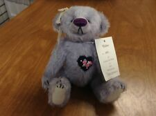 "Deb Canham Bigger Bear ""Violet"" Ltd. Ed."