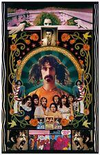 "Frank Zappa FAN  Tribute poster - 11x17"" - Vivid Colors!"