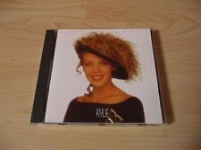 CD Kylie Minogue - Kylie - 1988 - US-Version - Geffen Records incl. I should be