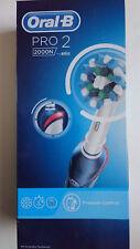 Oral-B Pro 2000N- CrossAction cepillo de dientes eléctrico recargable por Braun