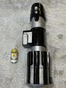 Star Wars Mighty Beanz Lightsaber Flip Track Luke Skywalker 2011
