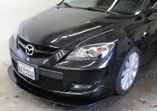 Gen 1 Mazdaspeed 3 Front Lip Splitter (APR Support Rods Not Included) Easy