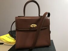 Coach vintage kelly purse 4413 Madison gracie crossbody bag made in Italy
