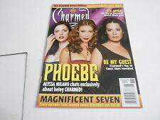 SEPT/OCT 2005 CHARMED vintage tv show magazine
