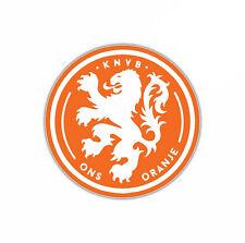 KNVB Netherlands Sticker Vinyl Decal 2-118