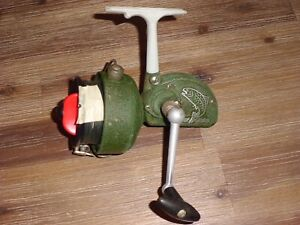 Vintage DAM Quick Super Spinning Reel made in W. Germany