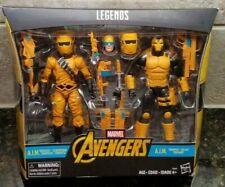 Marvel Legends Avengers AIM Scientist & Shock Trooper Action Figure 2-Pack Set