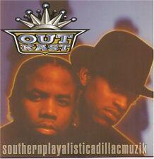 OutKast - Southernplayalisticadillacmuzik [New CD] Explicit